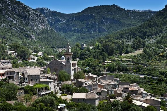 Valldemossa na Majorce